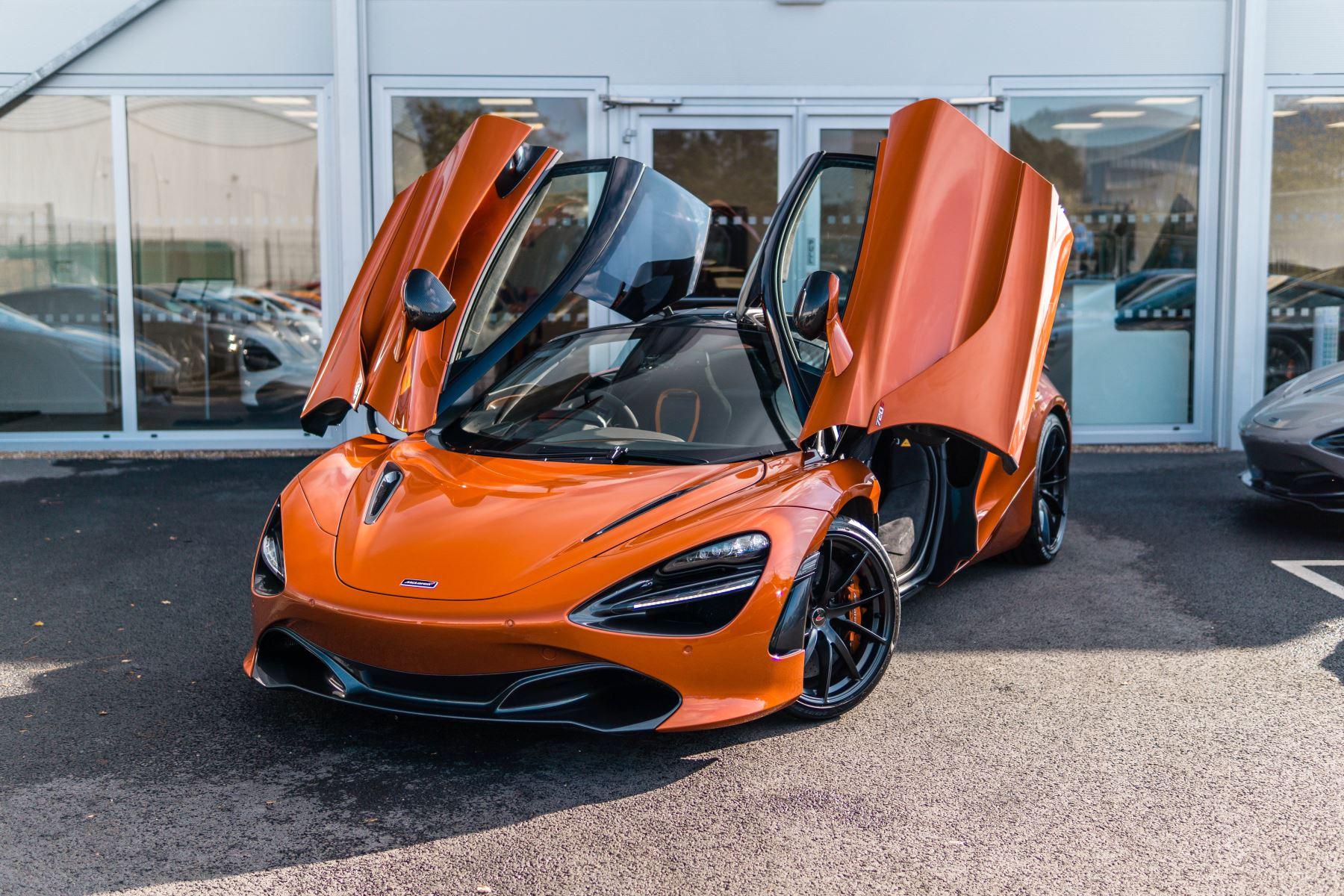 McLaren 720S V8 2dr SSG PERFORMANCE image 19